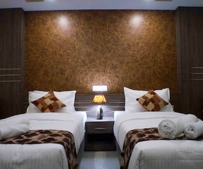 Hotel Shams Inn,Cochin